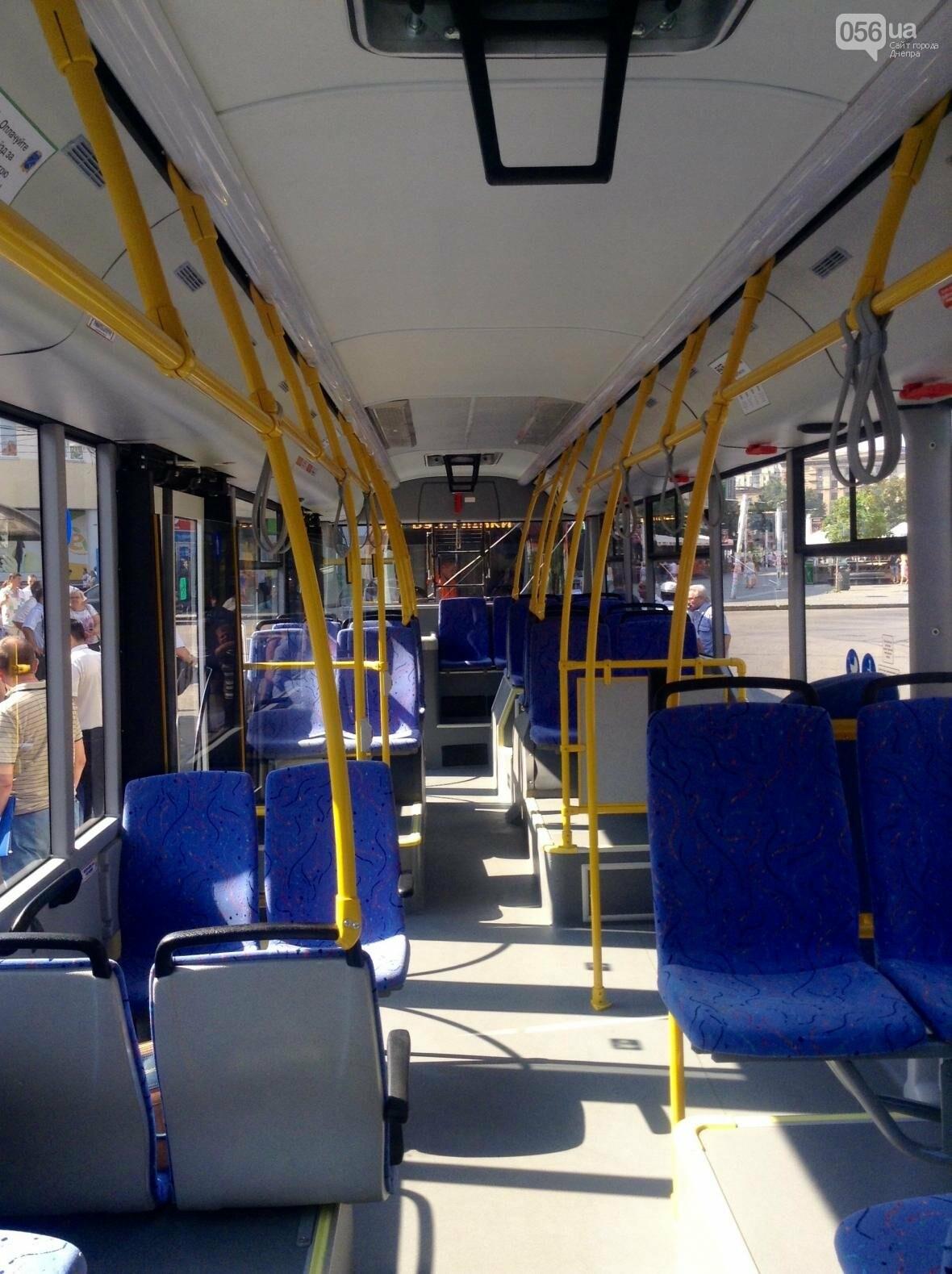 В Днепре троллейбусы с автономным ходом вышли на маршруты (ФОТОРЕПОРТАЖ), фото-6