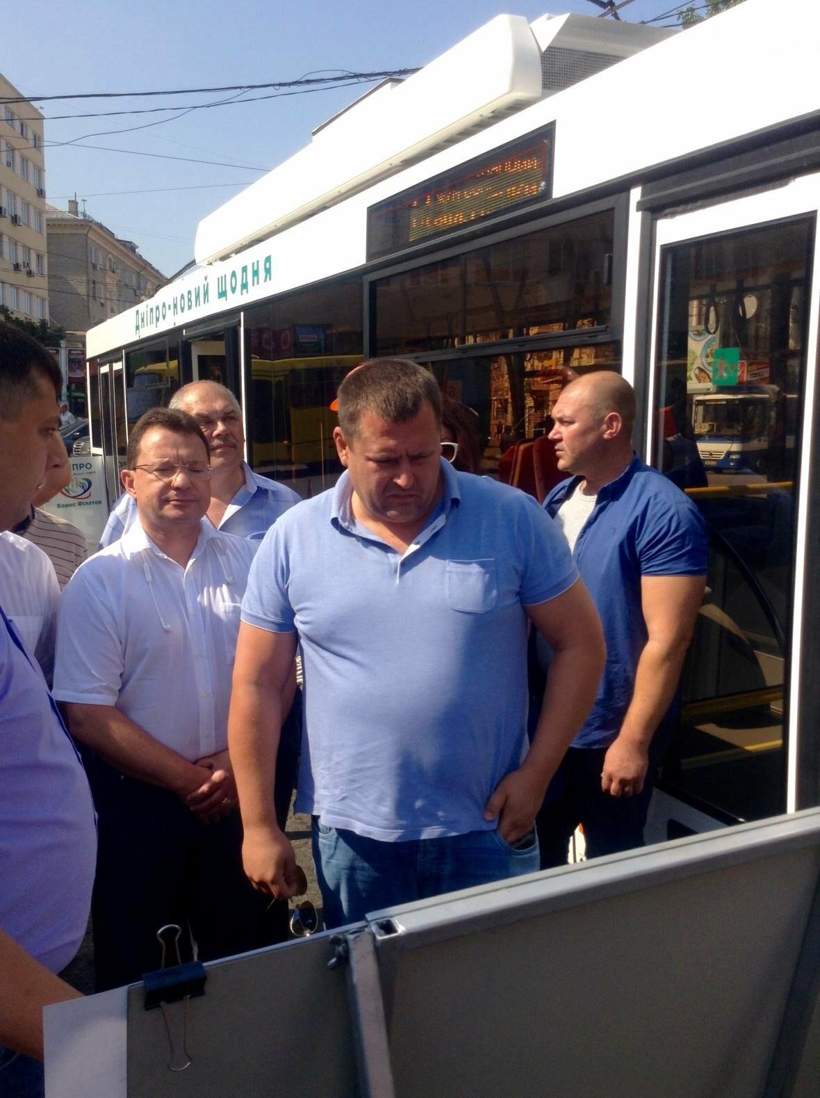 В Днепре троллейбусы с автономным ходом вышли на маршруты (ФОТОРЕПОРТАЖ), фото-9