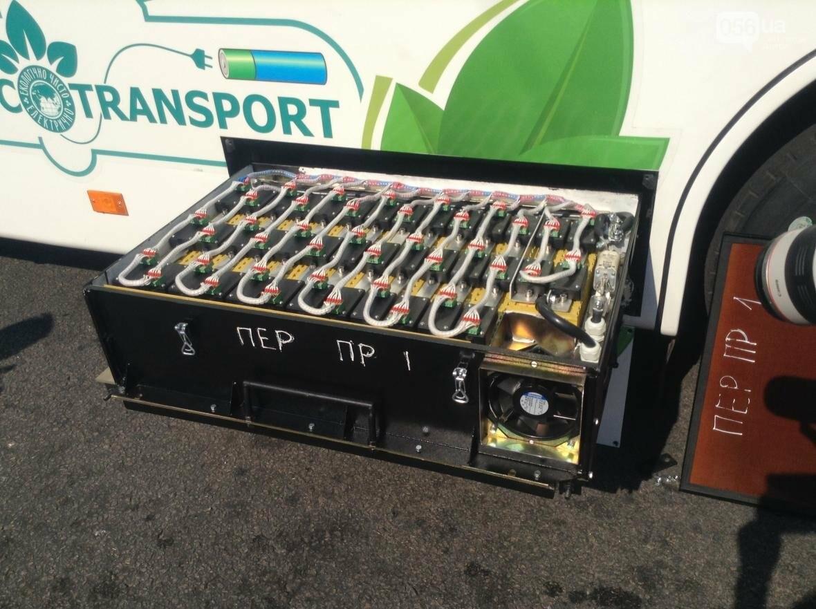 В Днепре троллейбусы с автономным ходом вышли на маршруты (ФОТОРЕПОРТАЖ), фото-11