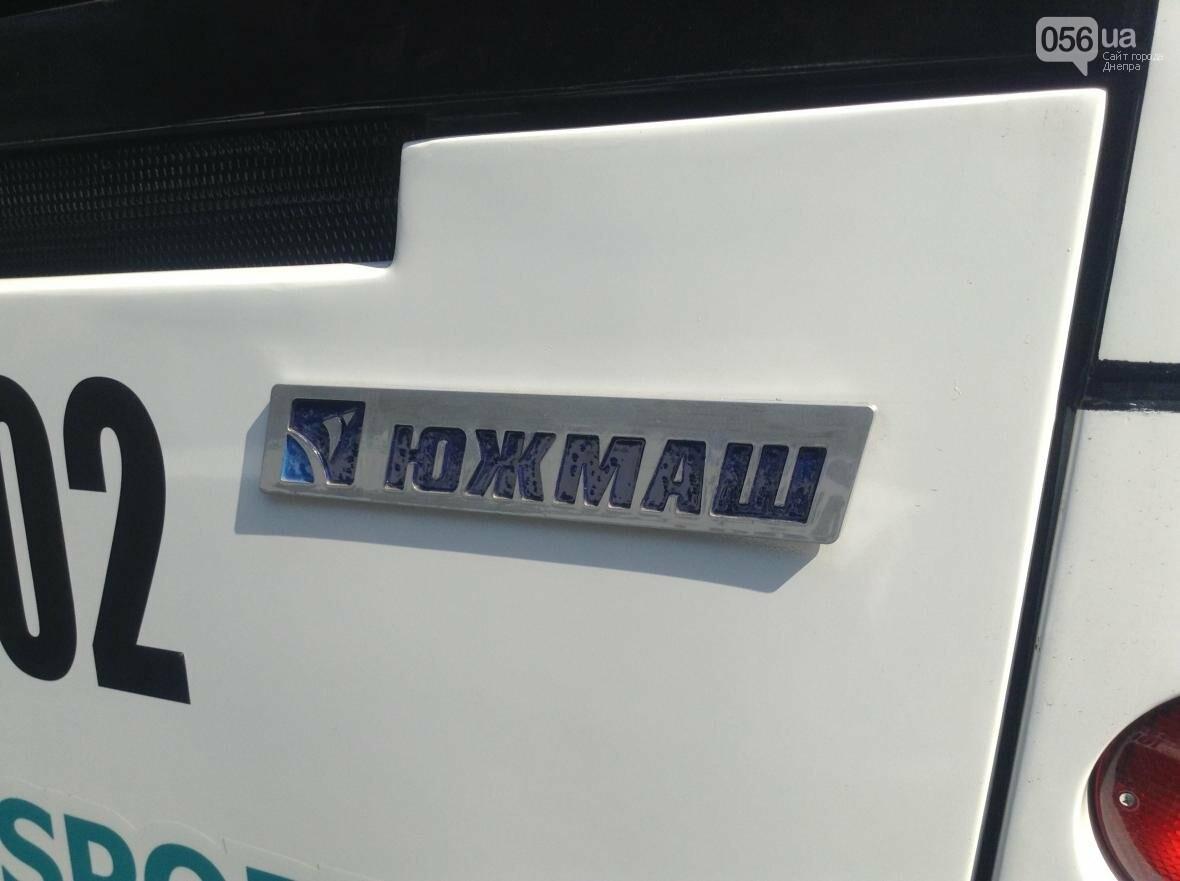 В Днепре троллейбусы с автономным ходом вышли на маршруты (ФОТОРЕПОРТАЖ), фото-10