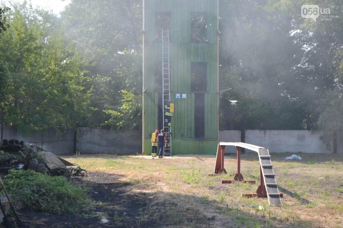 Журналистка 056.ua тушила горящую машину и спасала макет человека (ФОТОРЕПОРТАЖ), фото-6