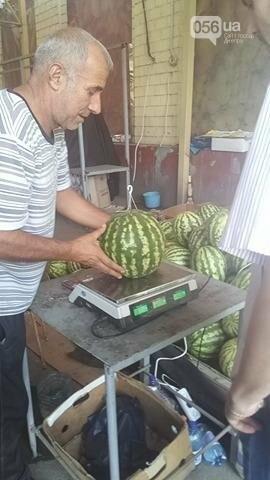 Опасно ли покупать дыни и арбузы в Днепре, фото-1