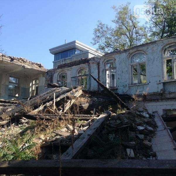 Больница Красного Креста в Днепре: от безнадежных пациентов до руин (ФОТОРЕПОРТАЖ), фото-7