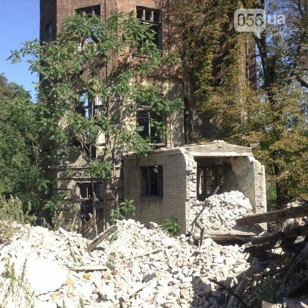Больница Красного Креста в Днепре: от безнадежных пациентов до руин (ФОТОРЕПОРТАЖ), фото-9