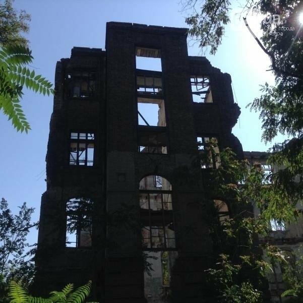 Больница Красного Креста в Днепре: от безнадежных пациентов до руин (ФОТОРЕПОРТАЖ), фото-12