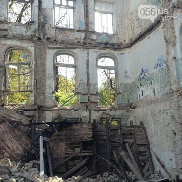 Больница Красного Креста в Днепре: от безнадежных пациентов до руин (ФОТОРЕПОРТАЖ), фото-15