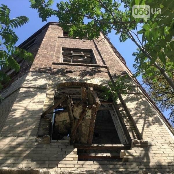 Больница Красного Креста в Днепре: от безнадежных пациентов до руин (ФОТОРЕПОРТАЖ), фото-16