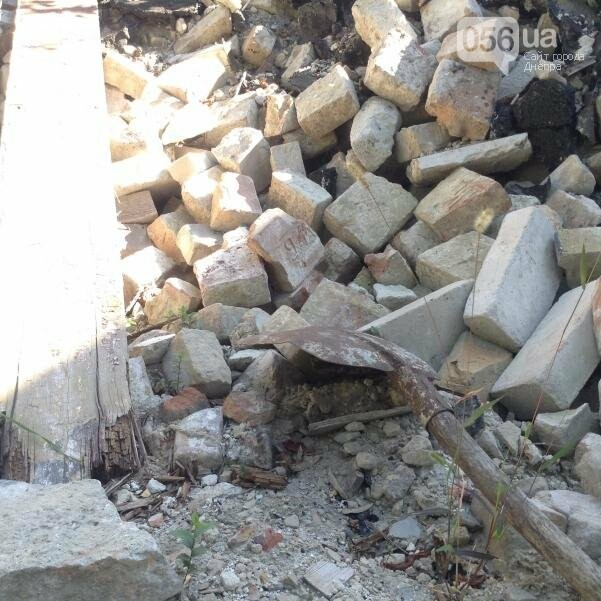 Больница Красного Креста в Днепре: от безнадежных пациентов до руин (ФОТОРЕПОРТАЖ), фото-17