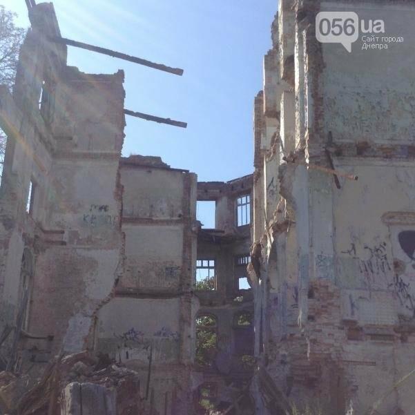 Больница Красного Креста в Днепре: от безнадежных пациентов до руин (ФОТОРЕПОРТАЖ), фото-18