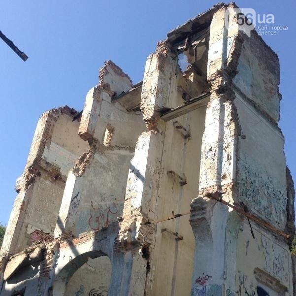 Больница Красного Креста в Днепре: от безнадежных пациентов до руин (ФОТОРЕПОРТАЖ), фото-19