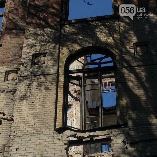 Больница Красного Креста в Днепре: от безнадежных пациентов до руин (ФОТОРЕПОРТАЖ), фото-21
