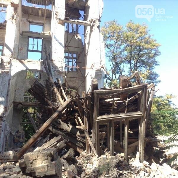 Больница Красного Креста в Днепре: от безнадежных пациентов до руин (ФОТОРЕПОРТАЖ), фото-22