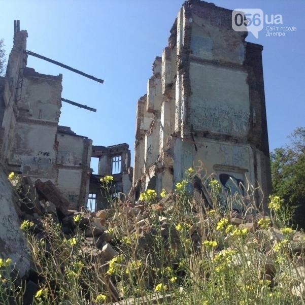 Больница Красного Креста в Днепре: от безнадежных пациентов до руин (ФОТОРЕПОРТАЖ), фото-26