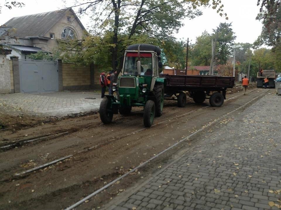 В Днепре начался капитальный ремонт колеи главного трамвайного маршрута (ФОТО, ВИДЕО) , фото-3