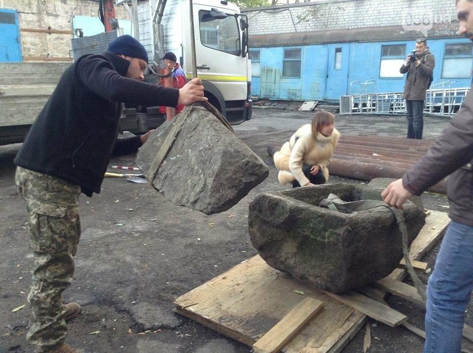 Днепровские археологи нашли древние скифские стелы и жертвенник (ВИДЕО), фото-6