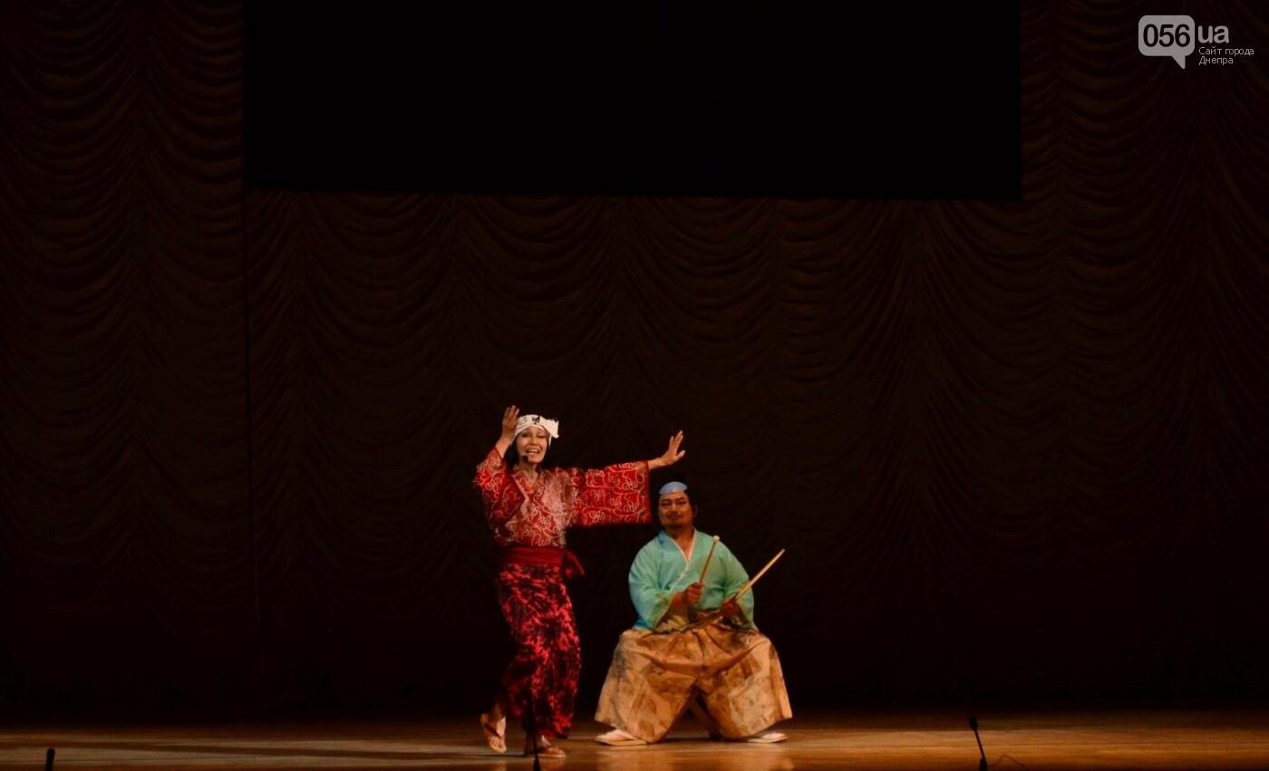 Высокое искусство: как японскую оперу восприняли днепряне (ФОТО, ВИДЕО), фото-1