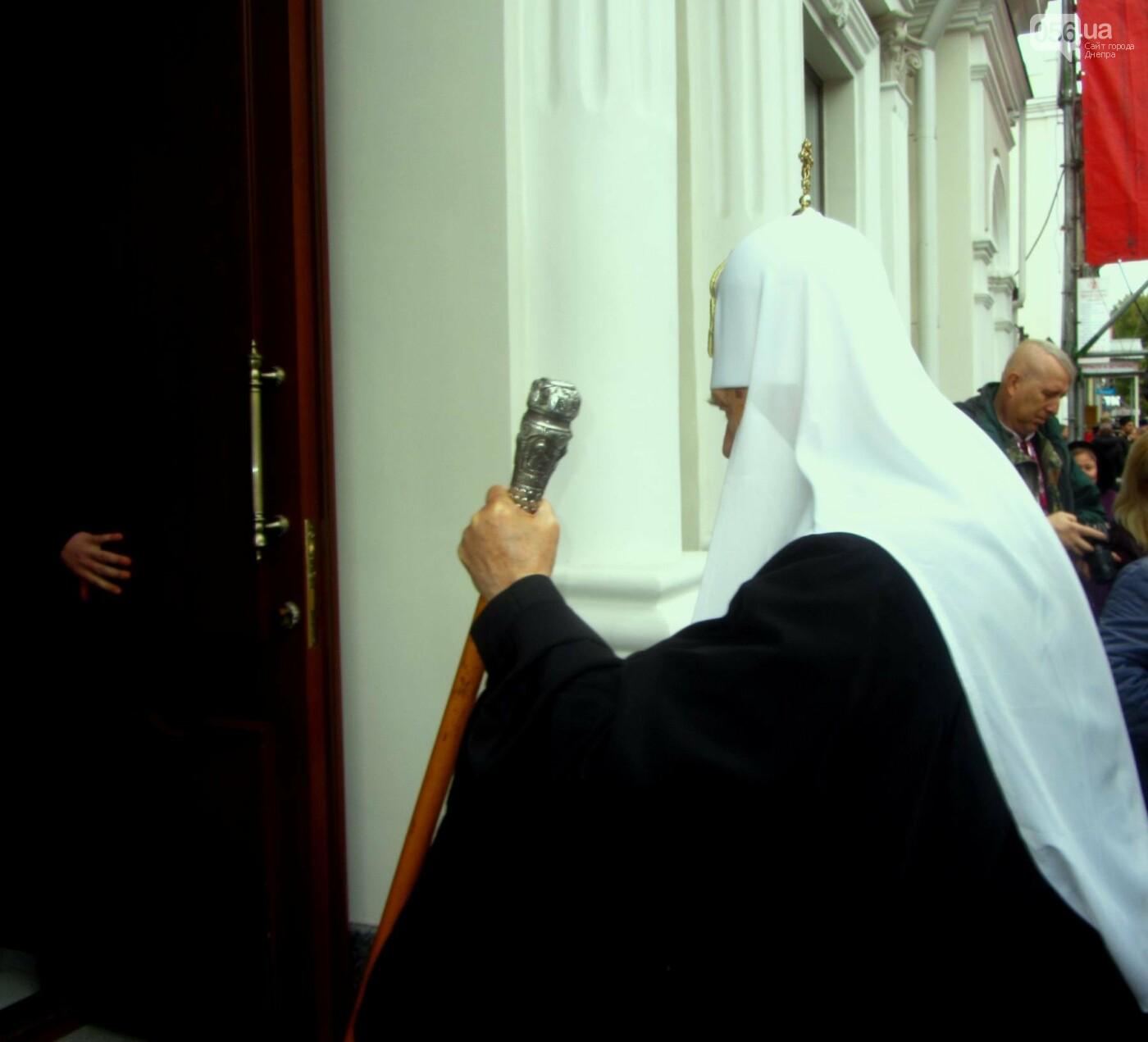 Патриарх Филарет в Днепре: об агрессии, коррупции и межконфессиональном диалоге (ФОТО), фото-2