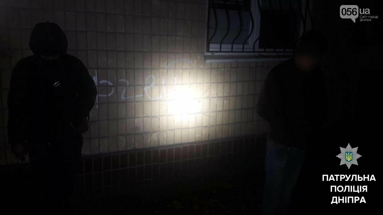 В Днепре за один день поймали воров дверей лифта и кабеля (ФОТО), фото-1
