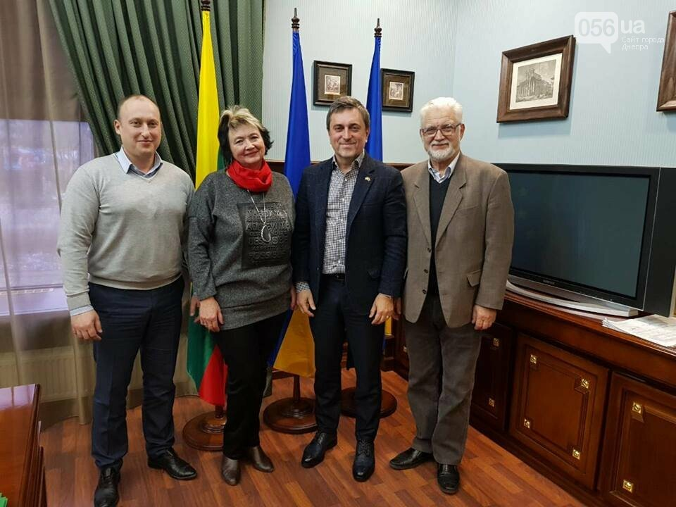 Жителей Днепра приглашают на фестиваль к 100-летию Литвы, фото-1