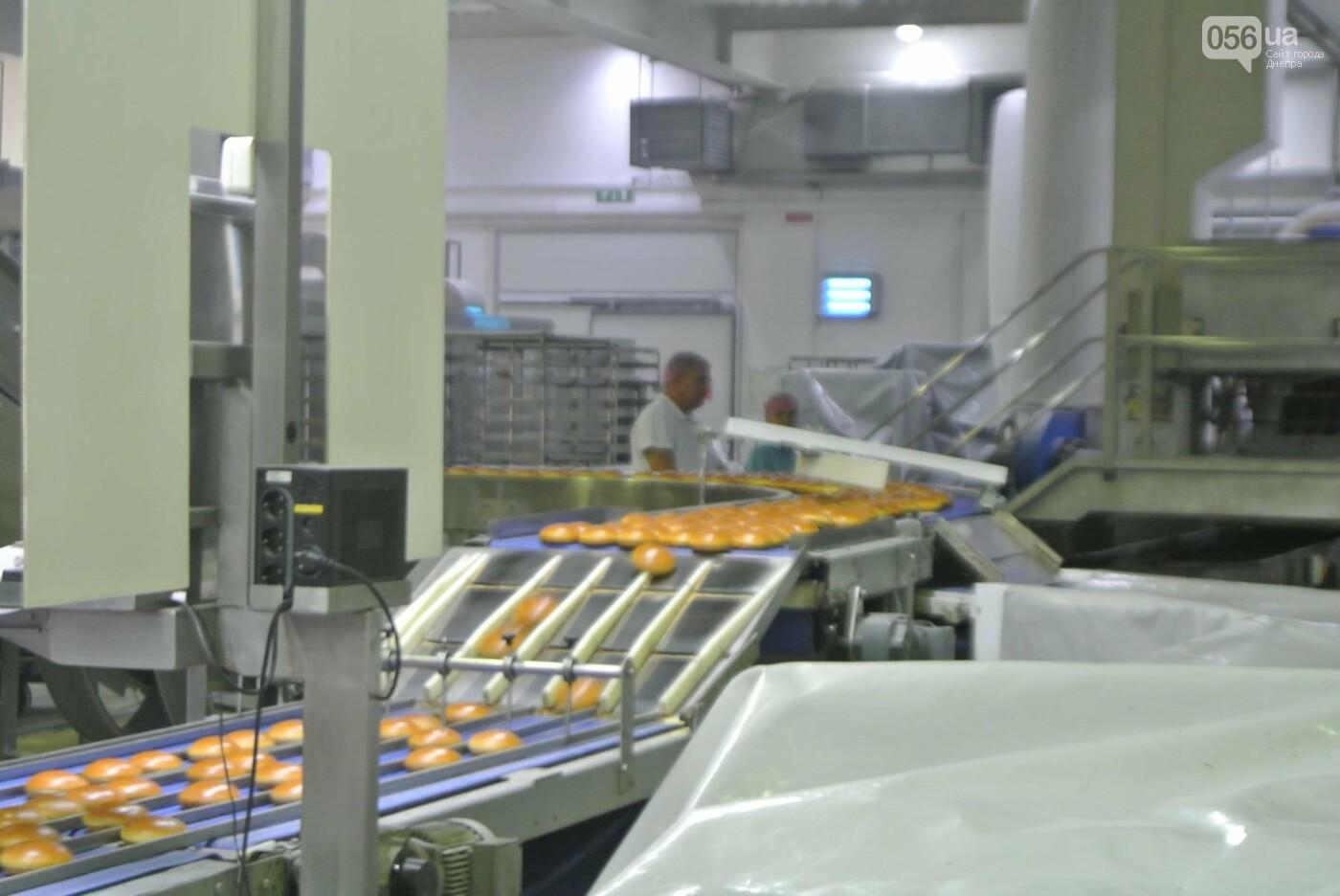 Как производят булочки для МакДональдс в Днепре (ФОТО, ВИДЕО), фото-2