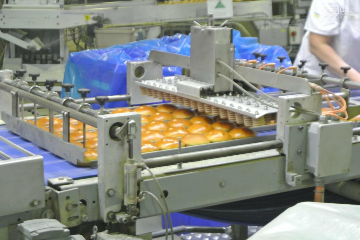Как производят булочки для МакДональдс в Днепре (ФОТО, ВИДЕО), фото-3
