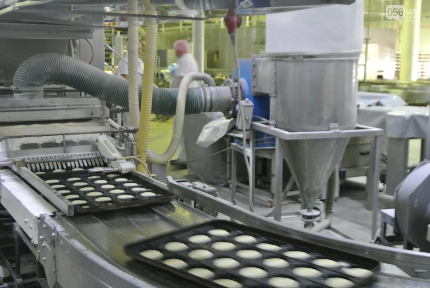 Как производят булочки для МакДональдс в Днепре (ФОТО, ВИДЕО), фото-4