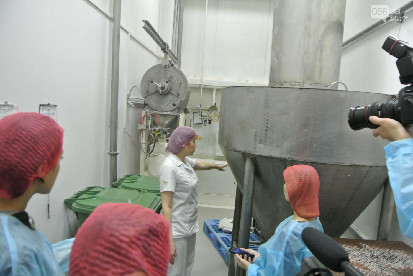 Как производят булочки для МакДональдс в Днепре (ФОТО, ВИДЕО), фото-5
