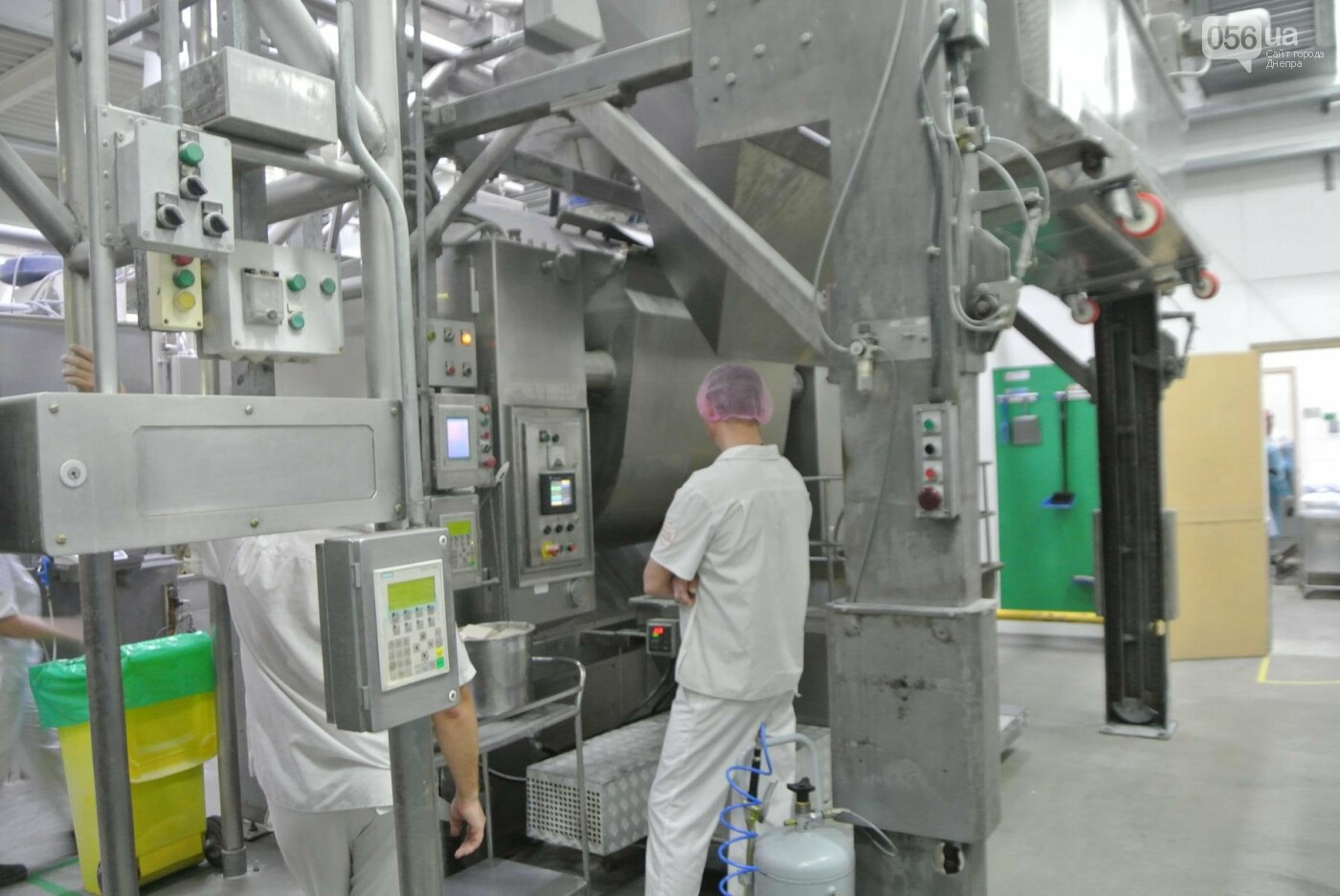 Как производят булочки для МакДональдс в Днепре (ФОТО, ВИДЕО), фото-9