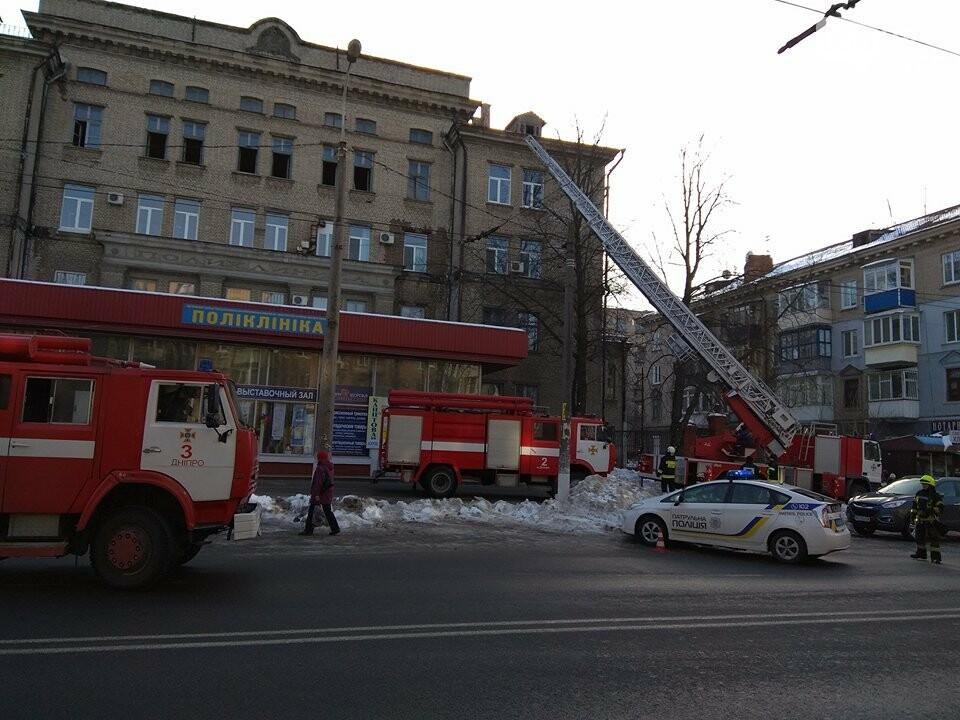 В Днепре пациенты и персонал 56-й поликлиники покинули больницу: что происходит (ФОТО), фото-5