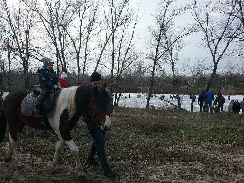 В Днепре на жилмассиве Фрунзенский провели Масленицу (ФОТО, ВИДЕО) , фото-6
