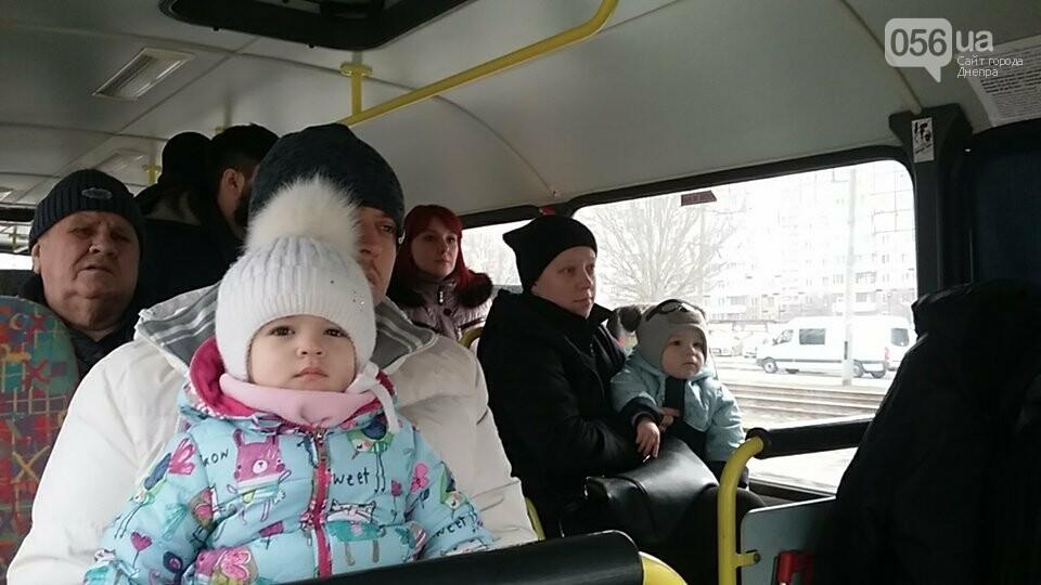 В Днепре запустили новый маршрут (ФОТО, ВИДЕО), фото-10