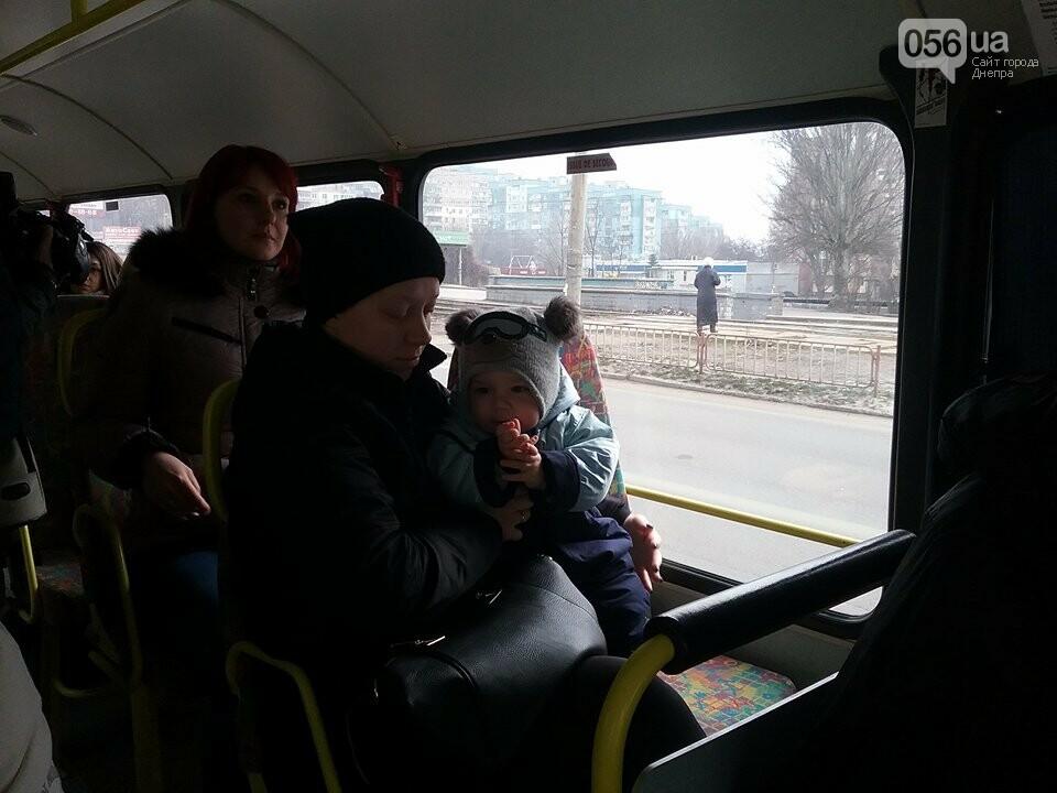В Днепре запустили новый маршрут (ФОТО, ВИДЕО), фото-7