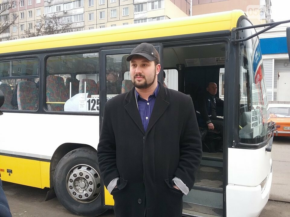 В Днепре запустили новый маршрут (ФОТО, ВИДЕО), фото-4