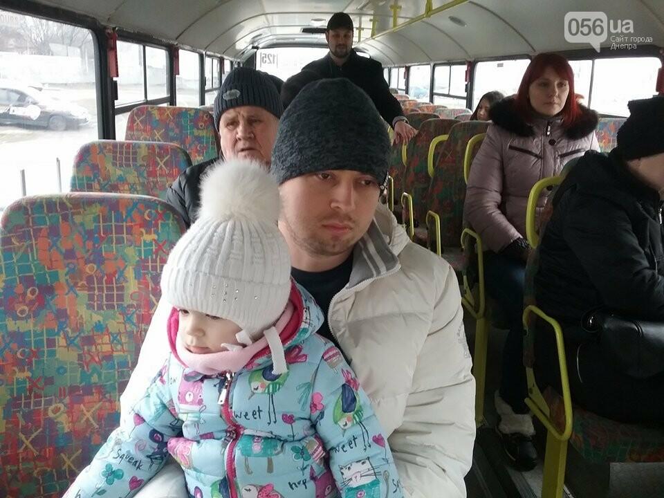 В Днепре запустили новый маршрут (ФОТО, ВИДЕО), фото-14