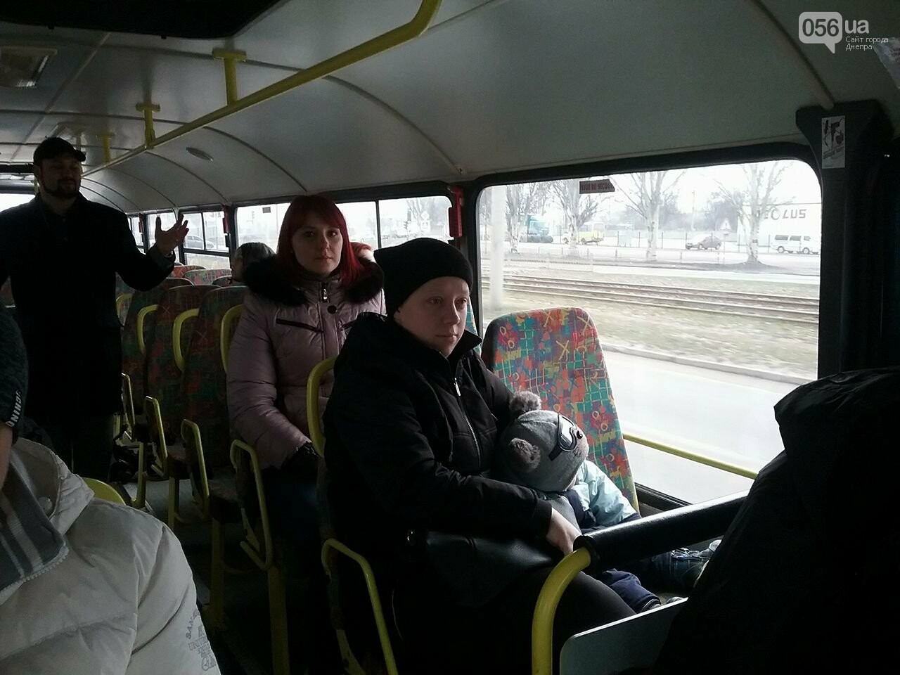 В Днепре запустили новый маршрут (ФОТО, ВИДЕО), фото-15