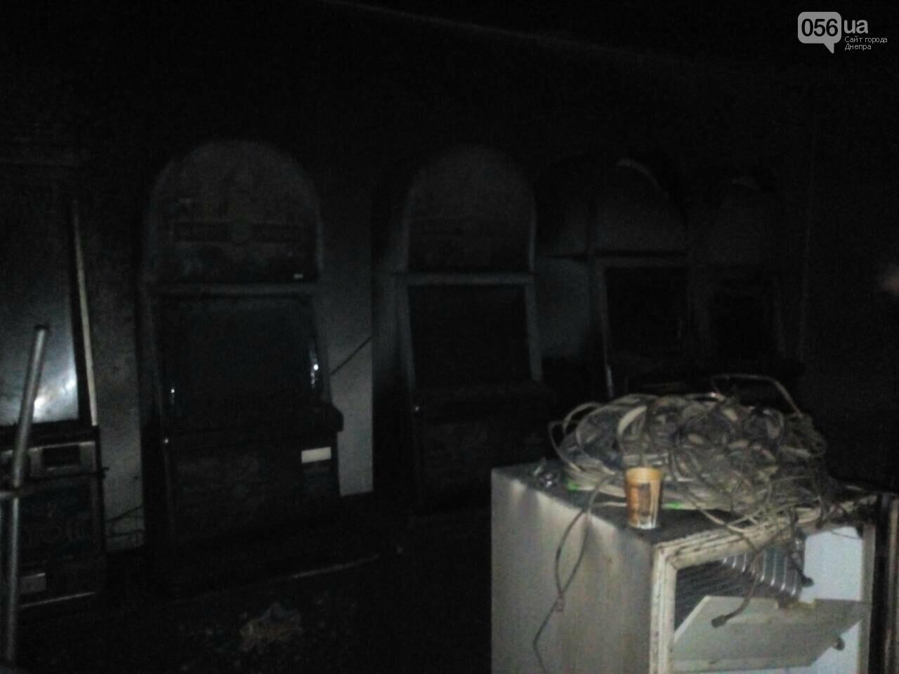В Днепре из-за пожара пострадал ребенок (ФОТО), фото-1