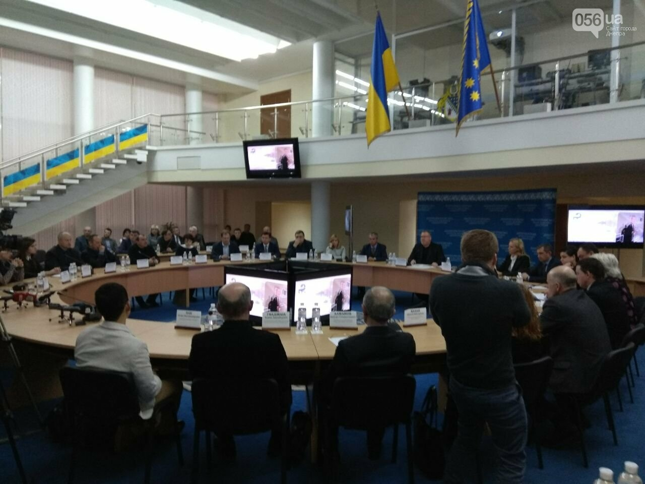 Губернатор Днепра отчитался о проделанной работе в 2017 году (ИНФОГРАФИКА) , фото-6