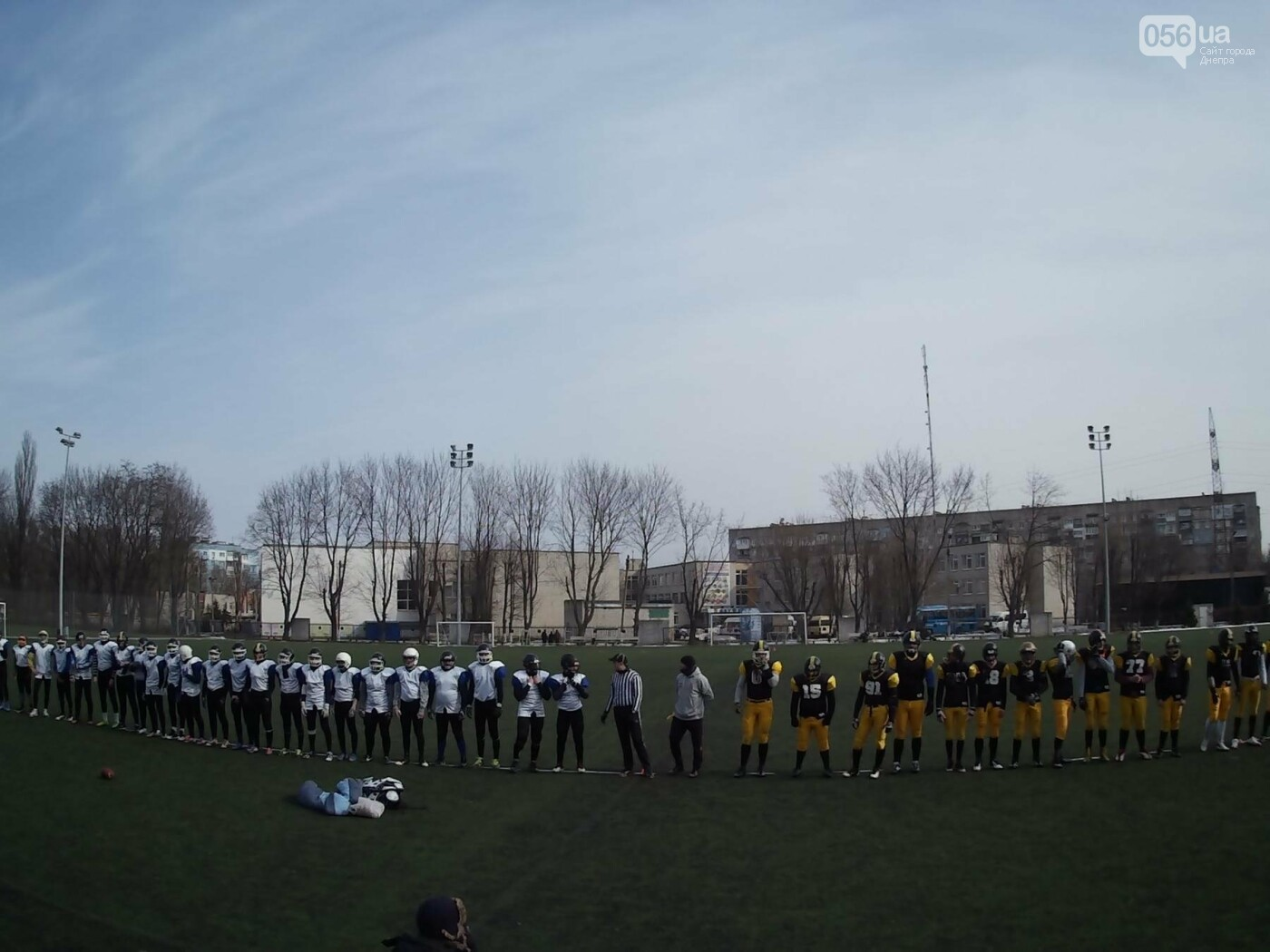В Днепре открылся сезон американского футбола (ФОТО, ВИДЕО), фото-3