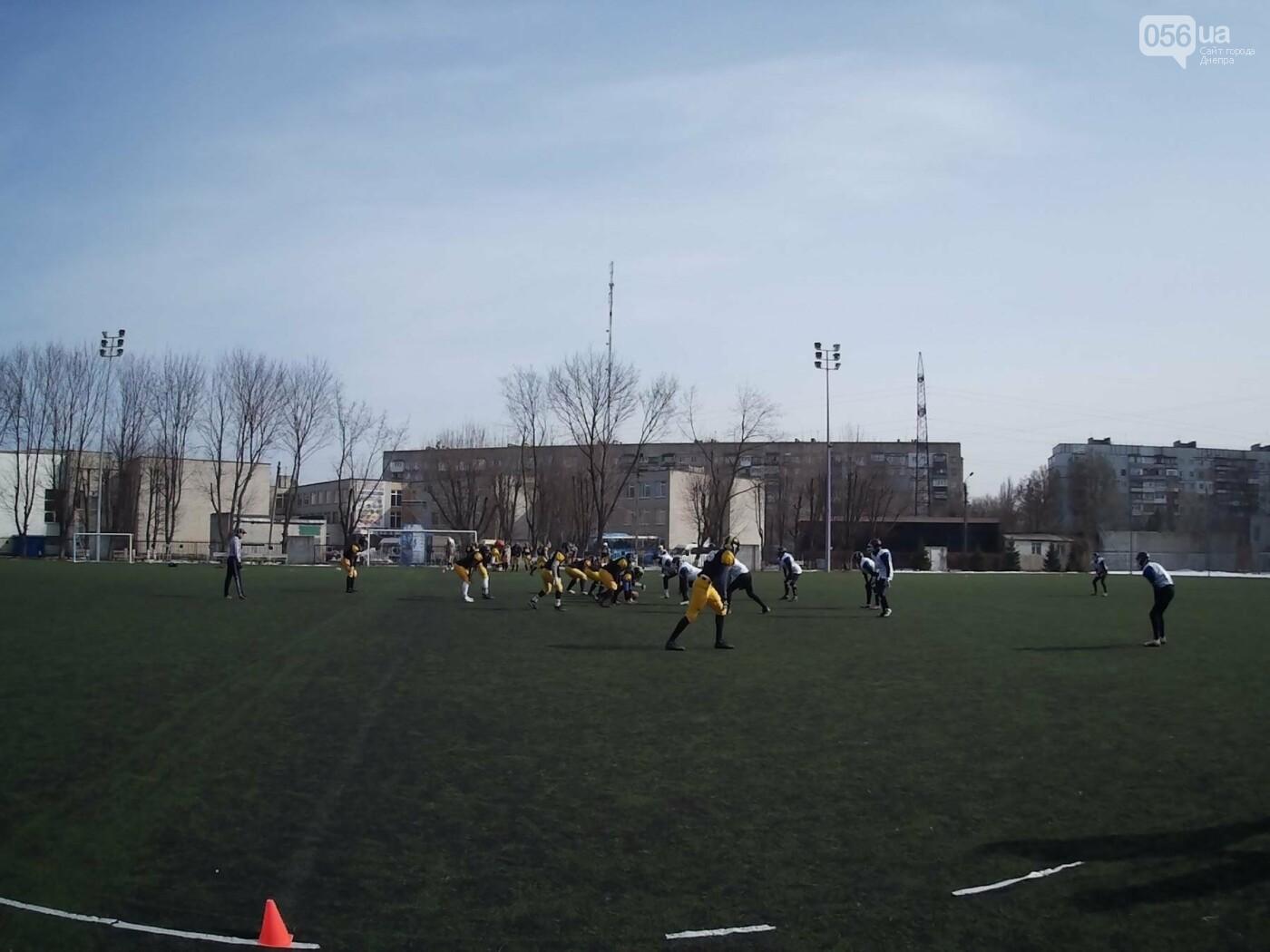 В Днепре открылся сезон американского футбола (ФОТО, ВИДЕО), фото-5
