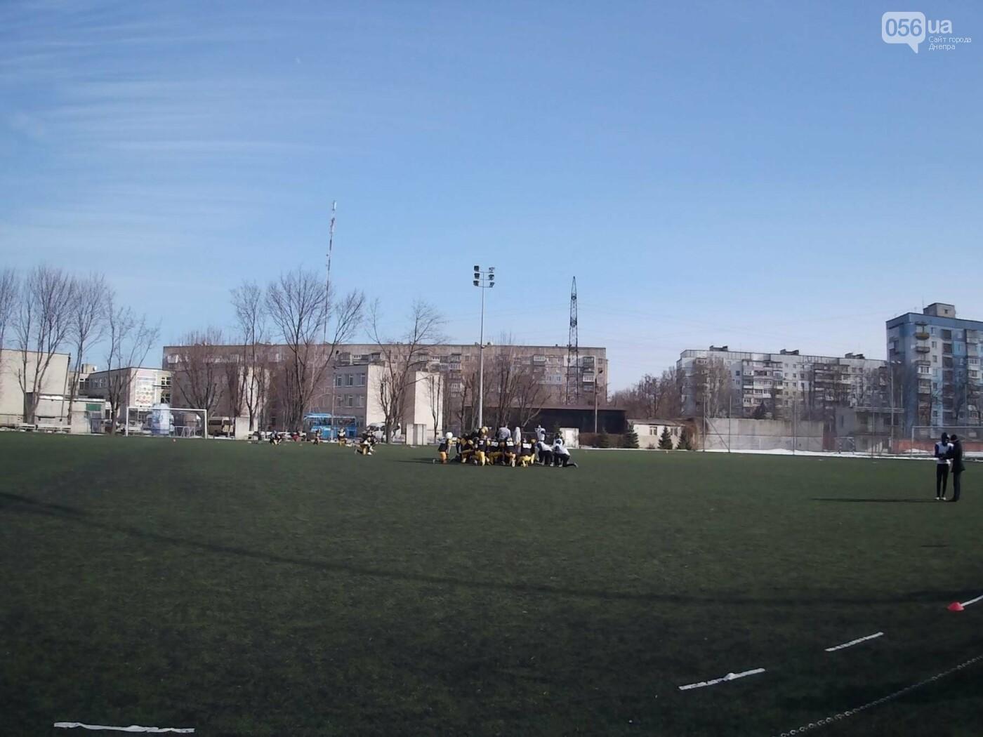 В Днепре открылся сезон американского футбола (ФОТО, ВИДЕО), фото-4