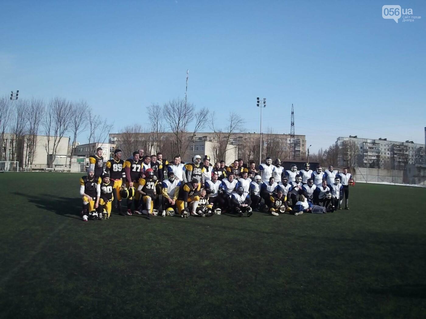 В Днепре открылся сезон американского футбола (ФОТО, ВИДЕО), фото-2