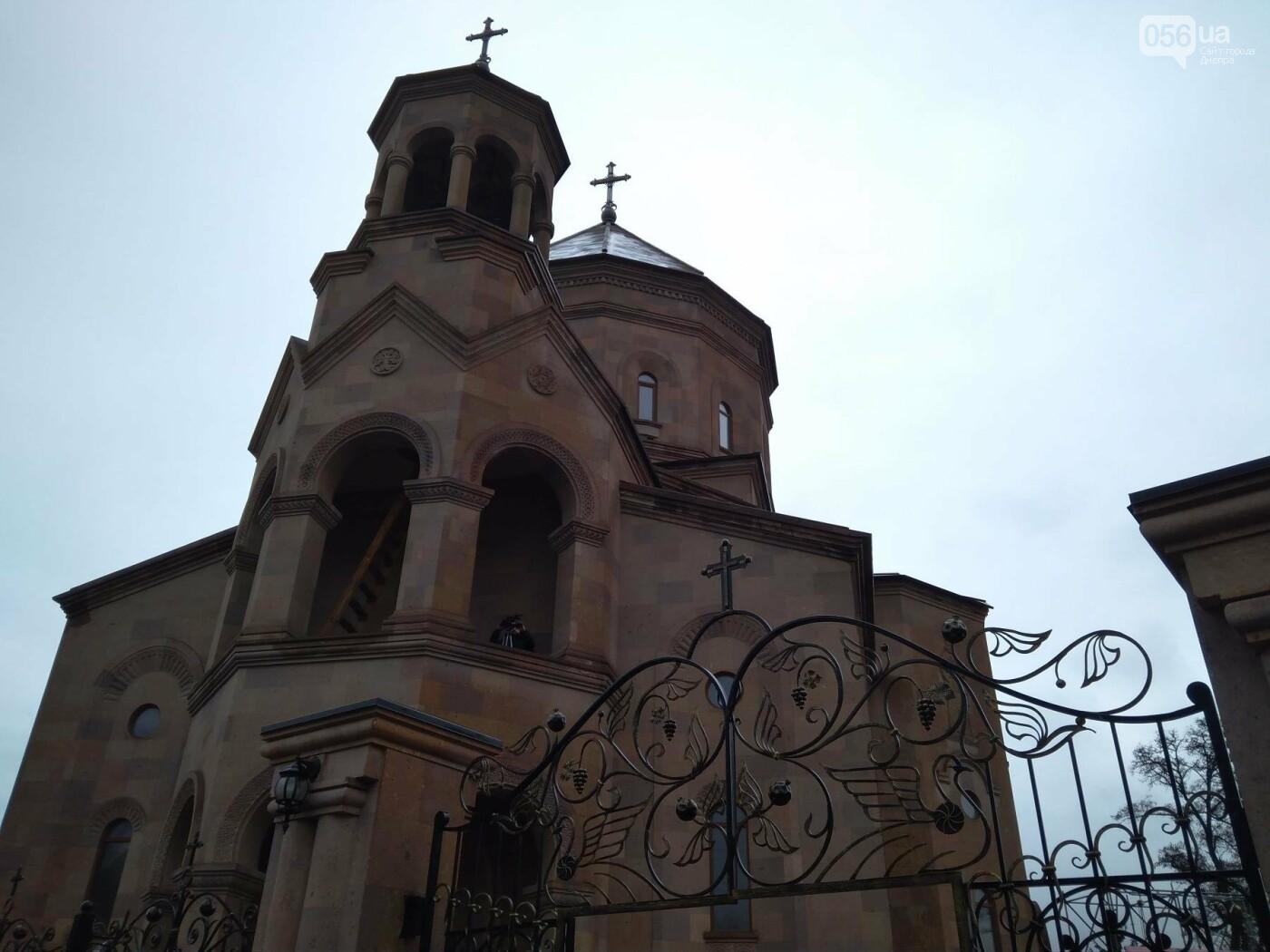 В Днепре глава Всемирного совета церквей Гарегин ІІ открыл храм Армянской Апостольской Церкви (ФОТО, ВИДЕО), фото-5