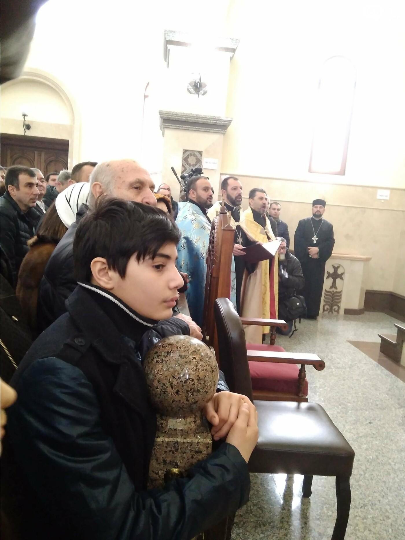 В Днепре глава Всемирного совета церквей Гарегин ІІ открыл храм Армянской Апостольской Церкви (ФОТО, ВИДЕО), фото-8