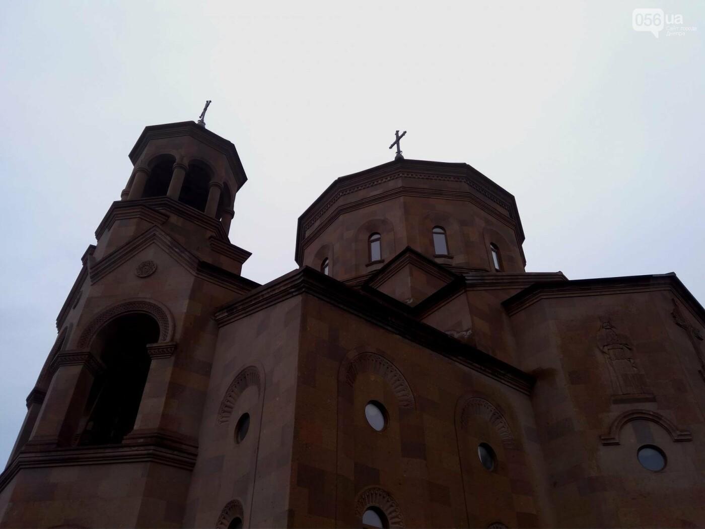 В Днепре глава Всемирного совета церквей Гарегин ІІ открыл храм Армянской Апостольской Церкви (ФОТО, ВИДЕО), фото-4