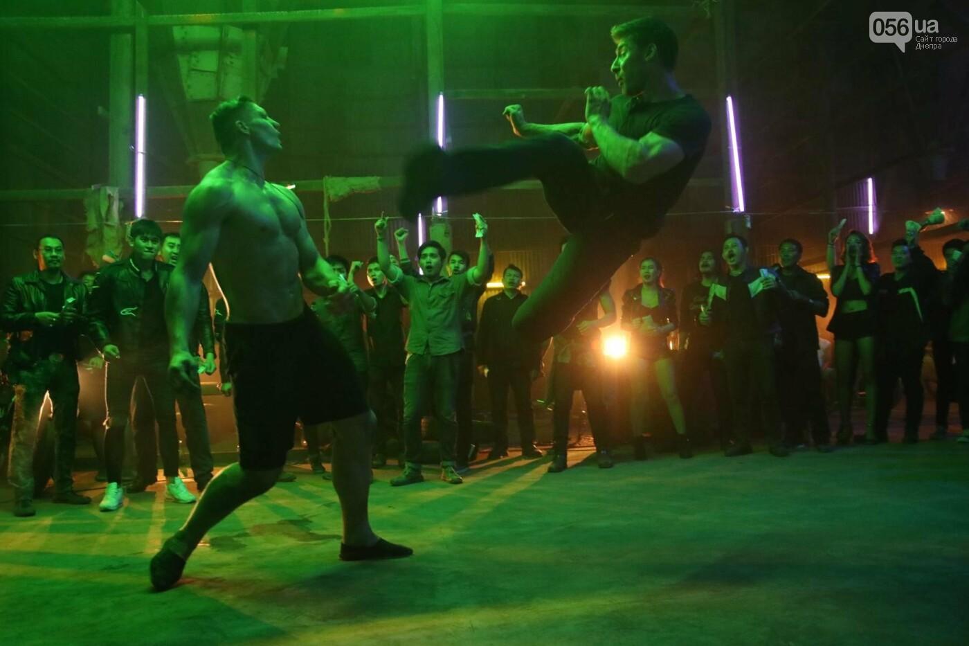 Вышел украинский трейлер продолжения легендарного бойцовского экшна, фото-6