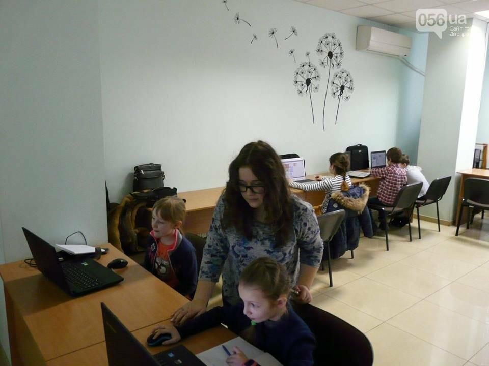 Знания через творчество: как в Днепре детей бесплатно обучают программированию, фото-1