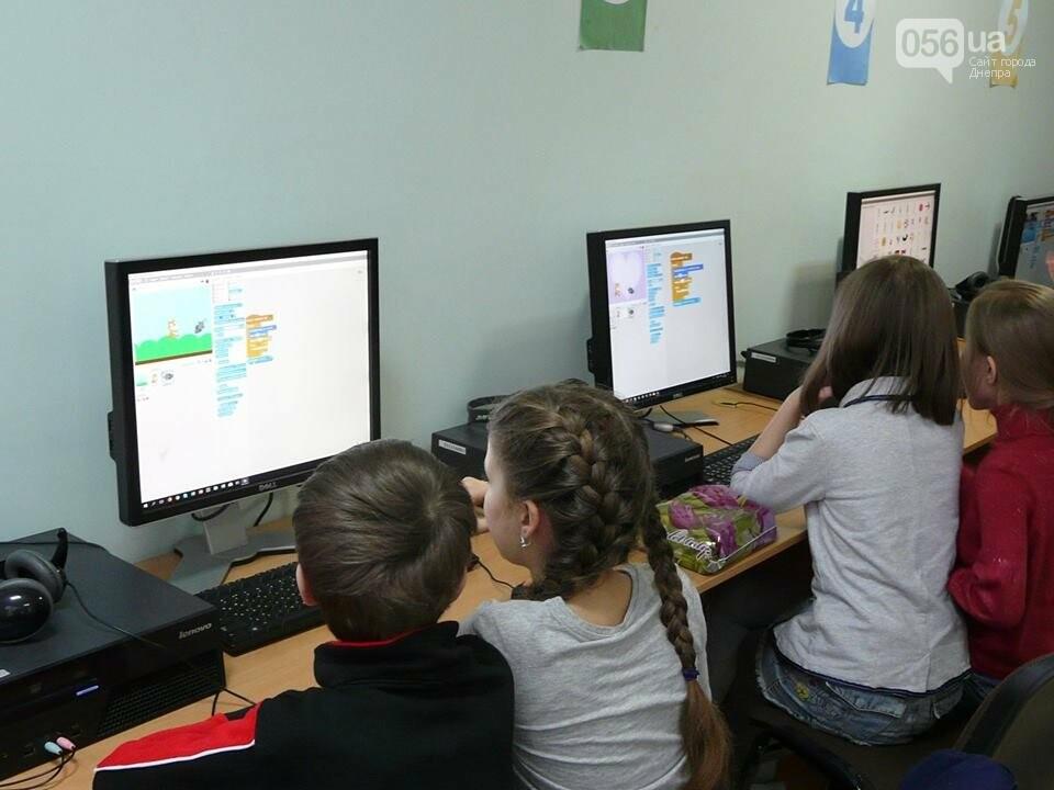 Знания через творчество: как в Днепре детей бесплатно обучают программированию, фото-4