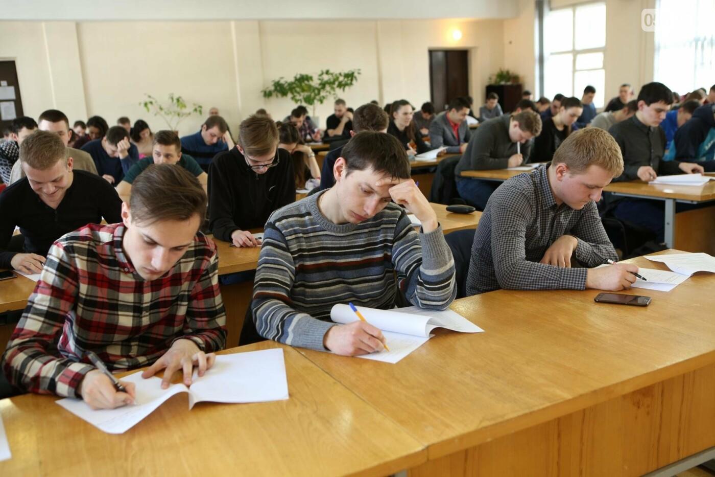 Борис Колесников и студенты из Днипра провели встречу в рамках конкурса «Железнодорожник», фото-4