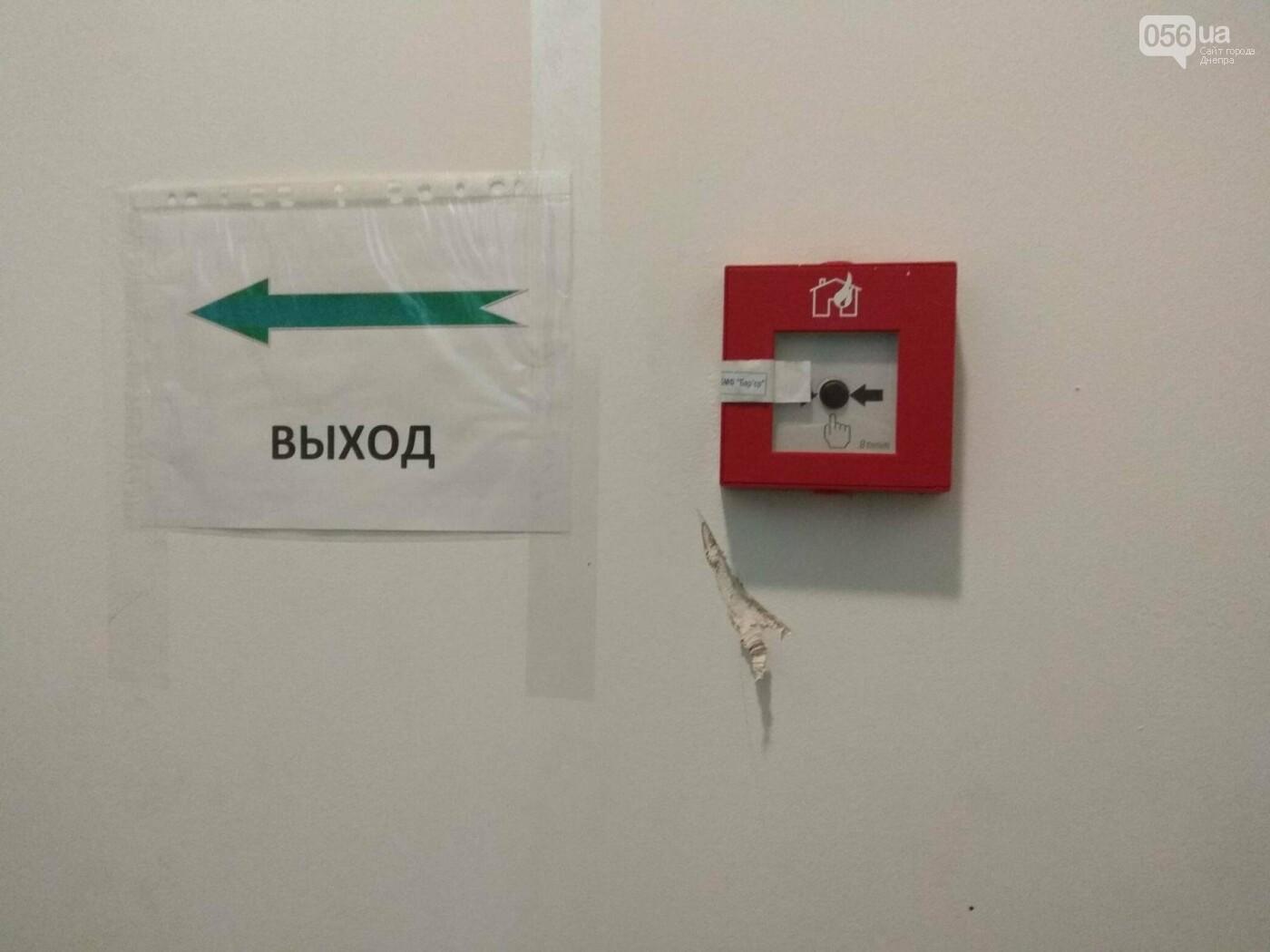 """Пройти путём эвакуации: как в ТРЦ """"Дафи"""" и """"Passage"""" соблюдают пожарную безопасность (ФОТО), фото-11"""