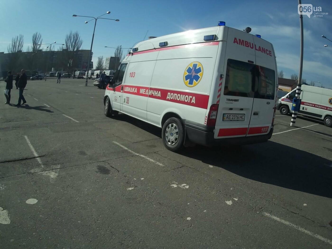 В Днепре спасатели эвакуировали персонал и посетителей из «Каравана» (ФОТО, ВИДЕО), фото-8